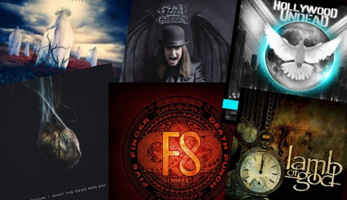2020's best Metal & Rock albums (so far)